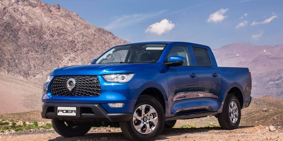 Great Wall potencia su línea de camionetas con la nueva Poer