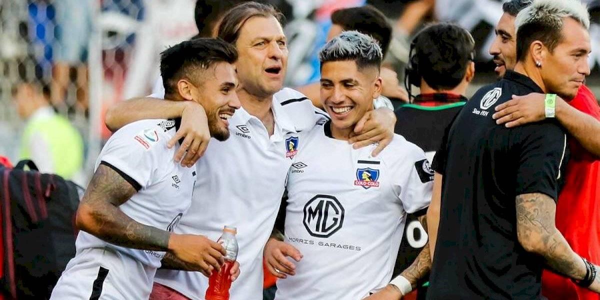 """""""Coca"""" Mendoza y bono de $300 millones al plantel de Colo Colo por no descender: """"Me parece vergonzoso, sería el broche de caca"""""""