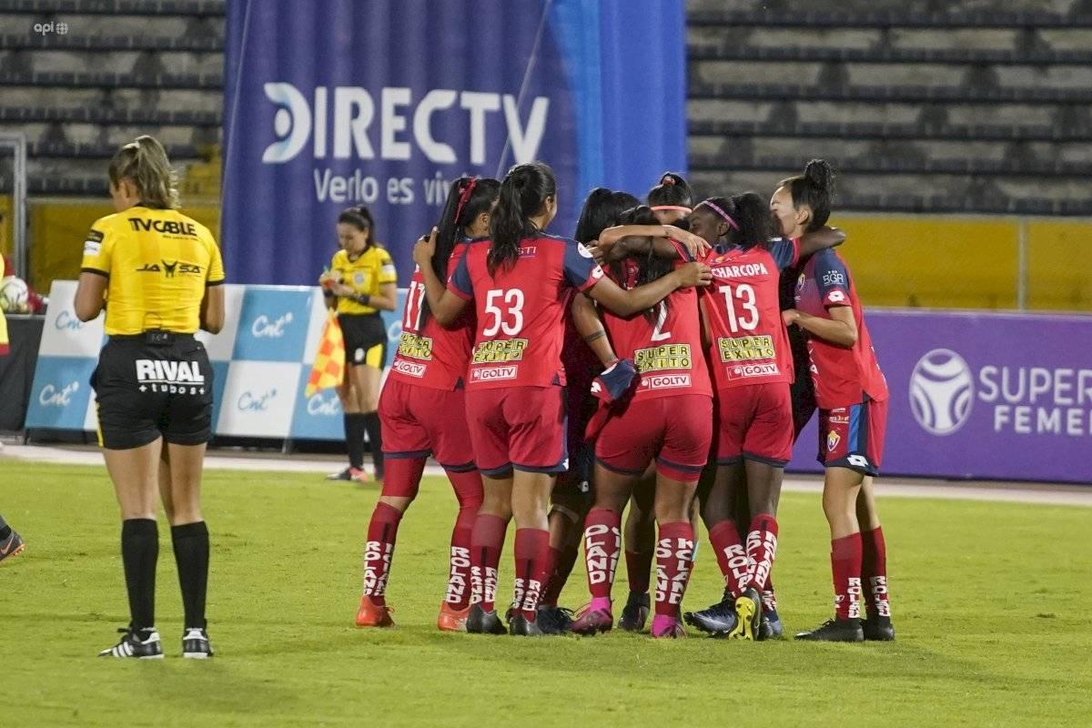 Campeonas de la Superliga Femenina
