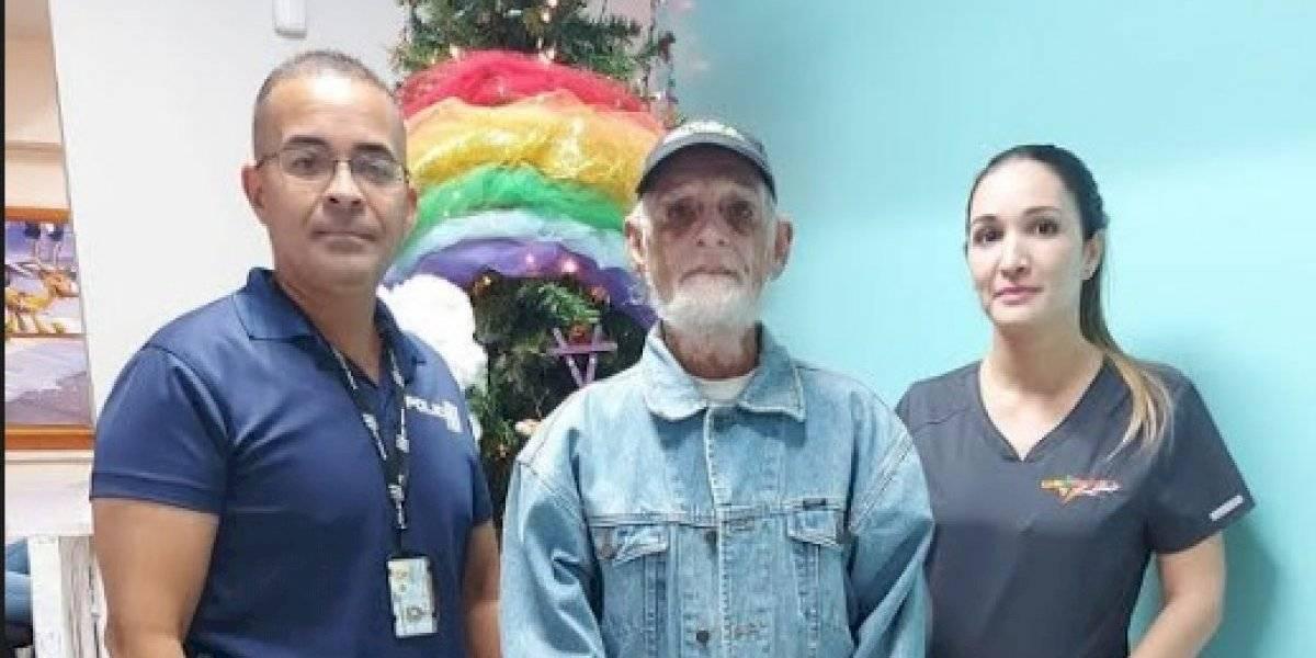 Hombre reportado desaparecido en Ponce fue encontrado deambulando en Orlando