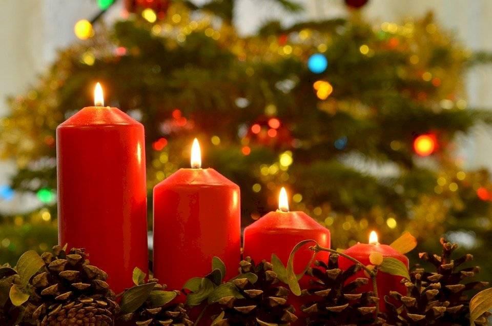 Las velas, igualmente, sirven para alejar a las fuerzas del mal, la envidia y los espíritus malvados.