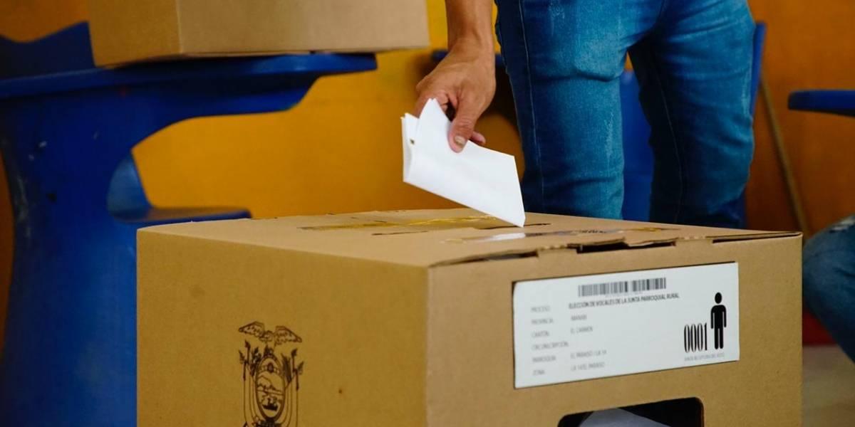 Sigue en marcha el calendario del proceso de las Elecciones 2021 en Ecuador