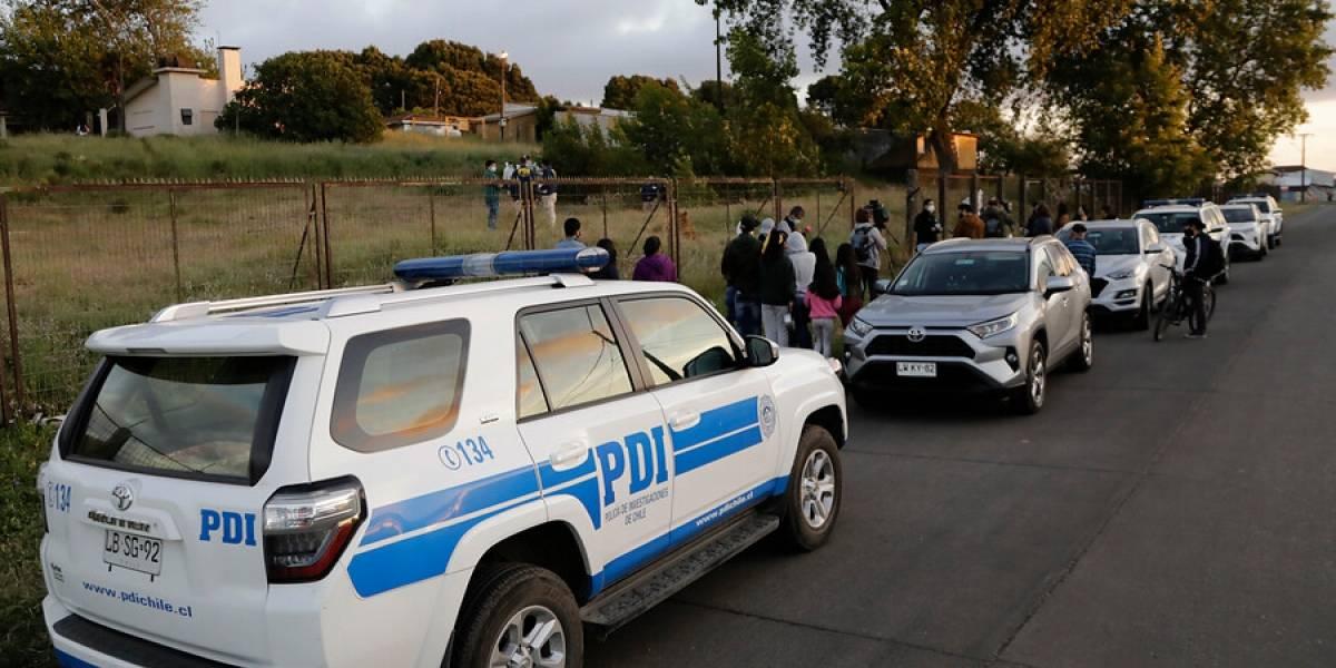 Nueva balacera se suma a la de Maipú: dos muertos en tiroteo en Cerrillos
