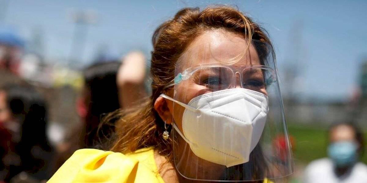 Cathy Barriga de nuevo contra el Gobierno: criticó dichos de ministro Paris por Maipú
