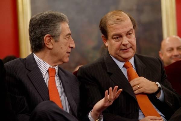 Francisco Vidal y Jorge Tarud lanzan gráficas de sus precandidaturas presidenciales