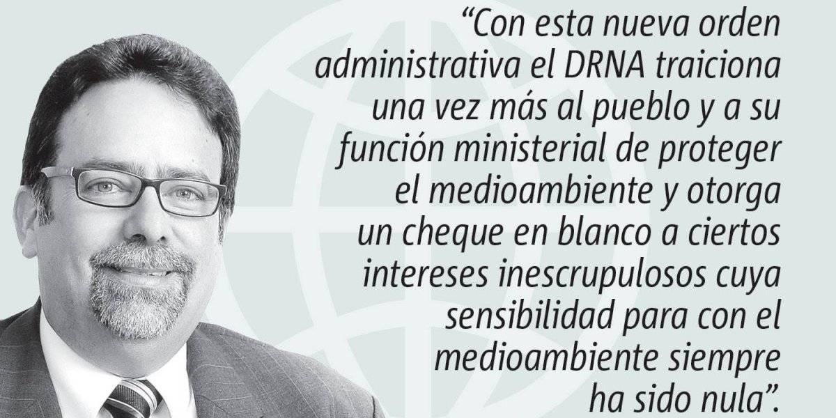 Opinión de Denis Márquez: Agenda Legislativa Ambiental