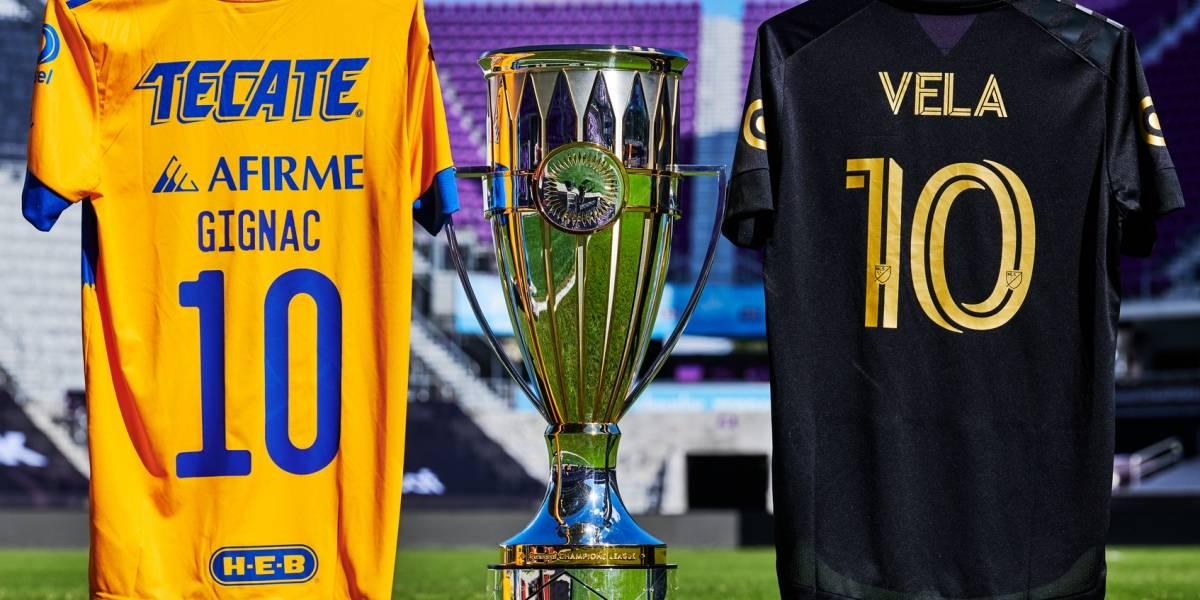 Tigres vs. LAFC, ¿dónde y a qué hora ver la Final de la Concachampions?