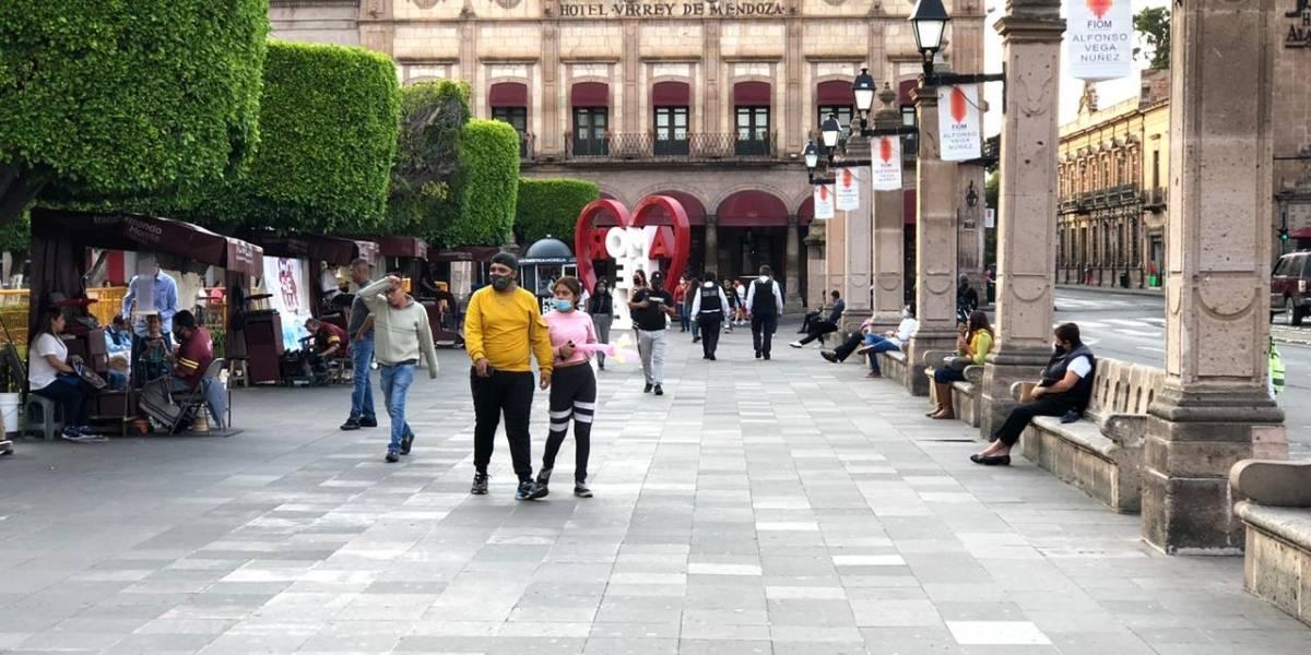 Alertan por descenso de temperaturas en Michoacán