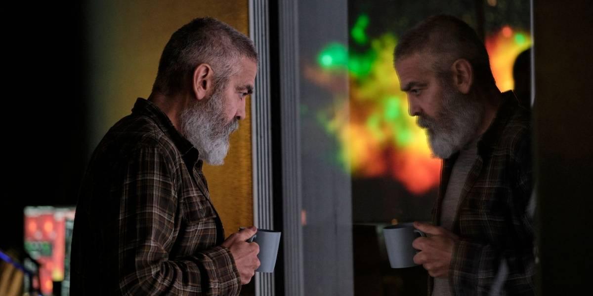 Todo lo que sufrió George Clooney durante el rodaje de 'Cielo de medianoche'