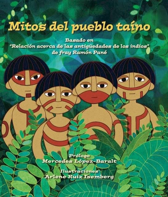 mitos del pueblo taíno