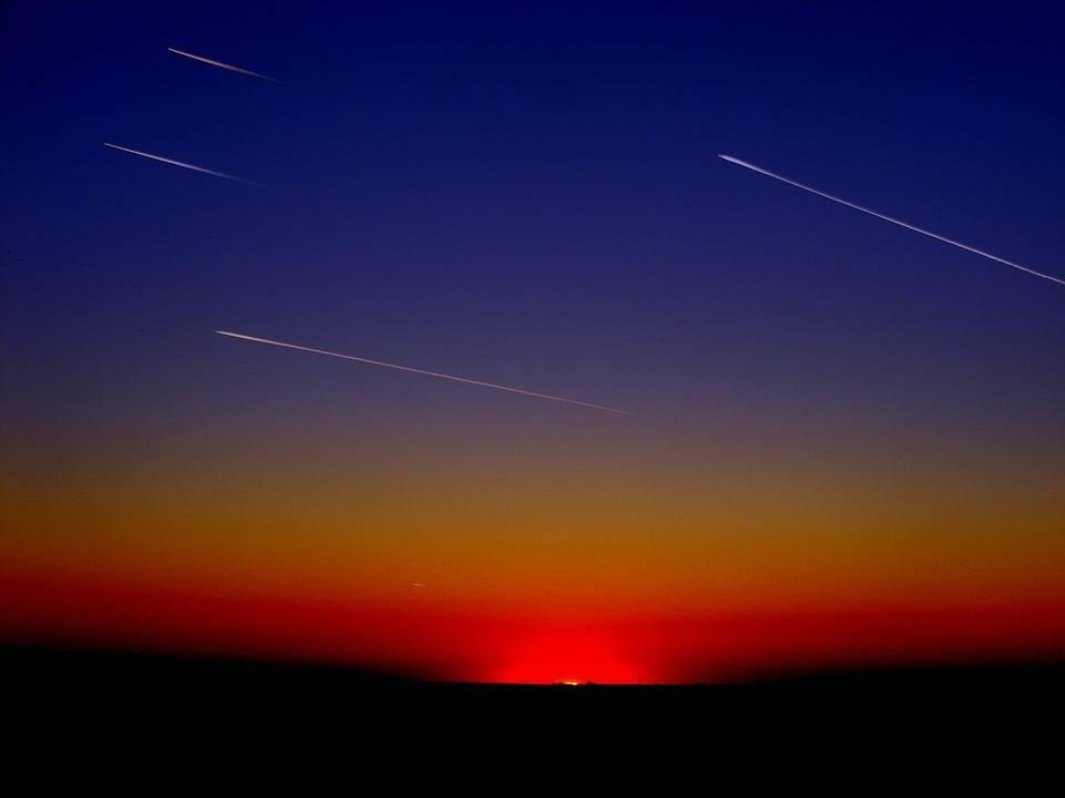 Meteoritos estrellas