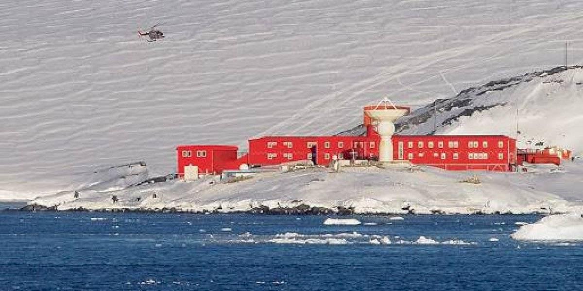 Reportan brote de coronavirus en base chilena de la Antártida