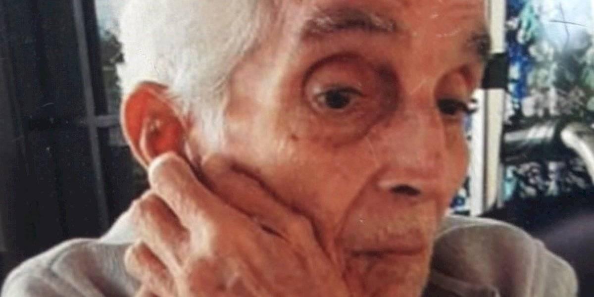 Autoridades reportan desaparición de un octogenario en San Juan