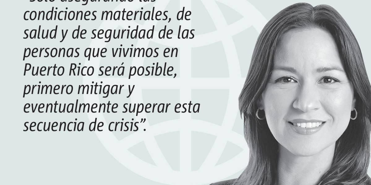Opinión de Rosa Seguí: Urge legislación social.