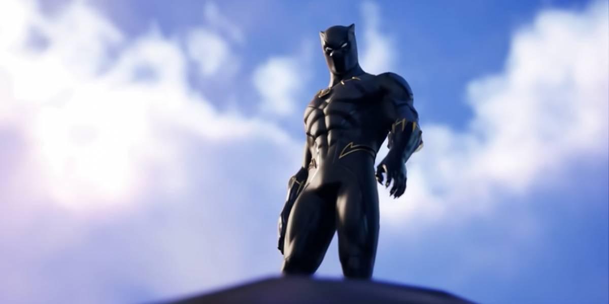 Fortnite: Black Panther ya se encuentra disponible dentro del Battle Royale