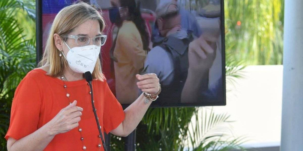 Carmen Yulín Cruz se incomoda por reportaje de Telemundo y Jay Fonseca le responde