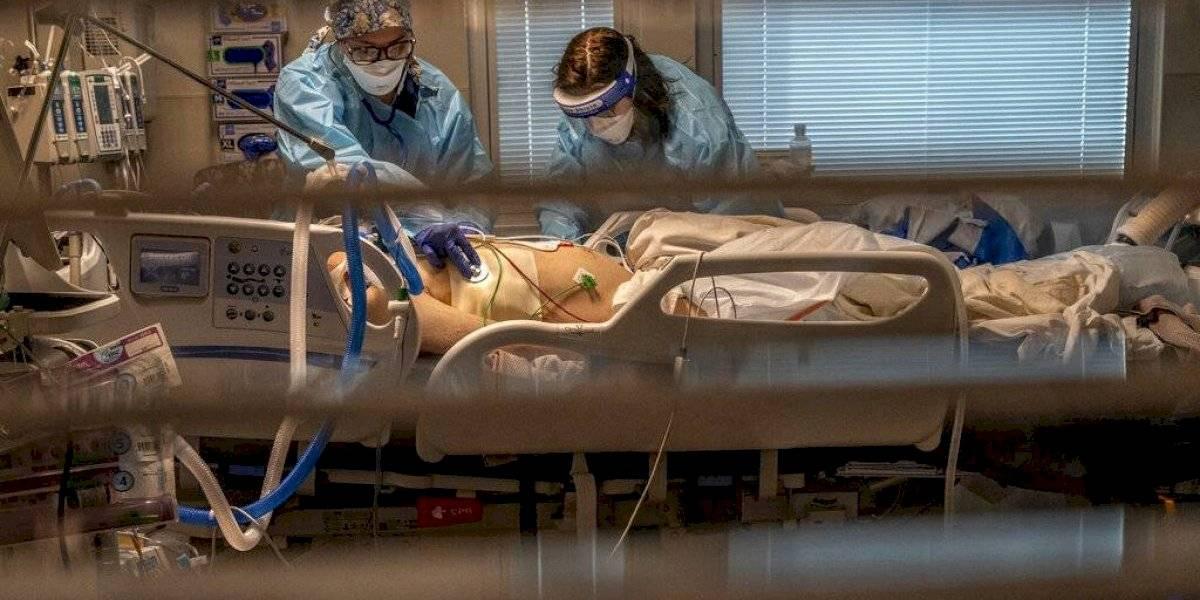 Coronavirus pone al límite el sistema de salud de California
