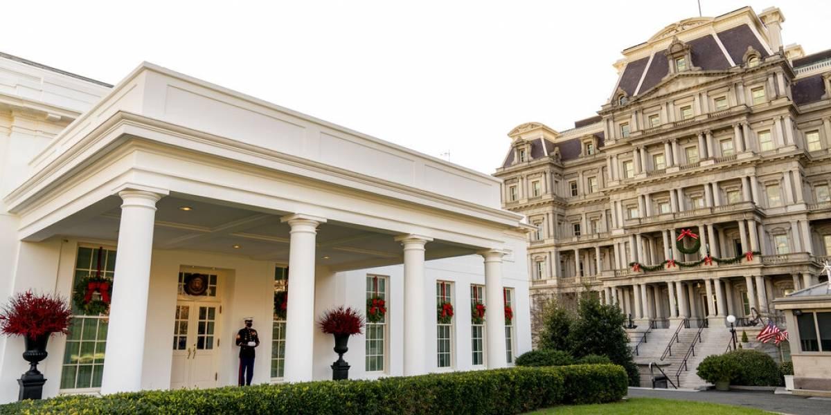 Trump veta proyecto de ley de políticas de defensa