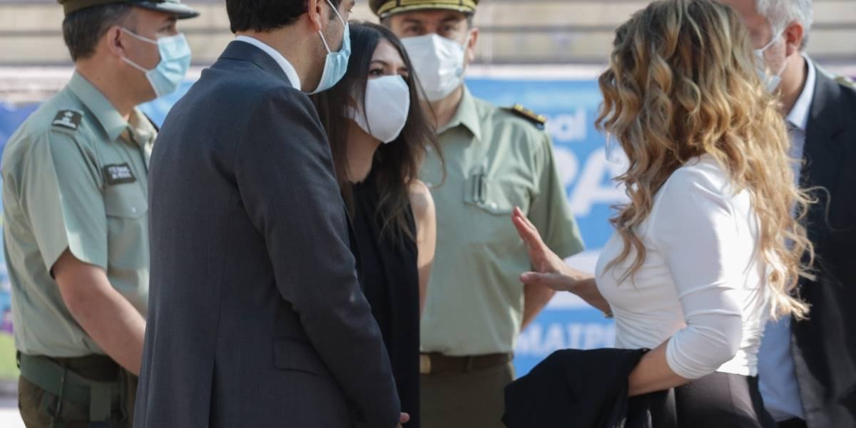 Balacera: las primeras definiciones tras tensa reunión entre autoridades de Gobierno y alcaldesa de Maipú