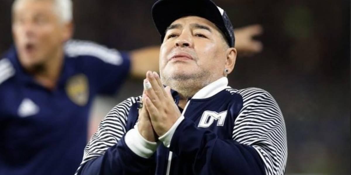 Maradona tiene una deuda con el fisco de Italia y esto dejaría sin herencia a su familia