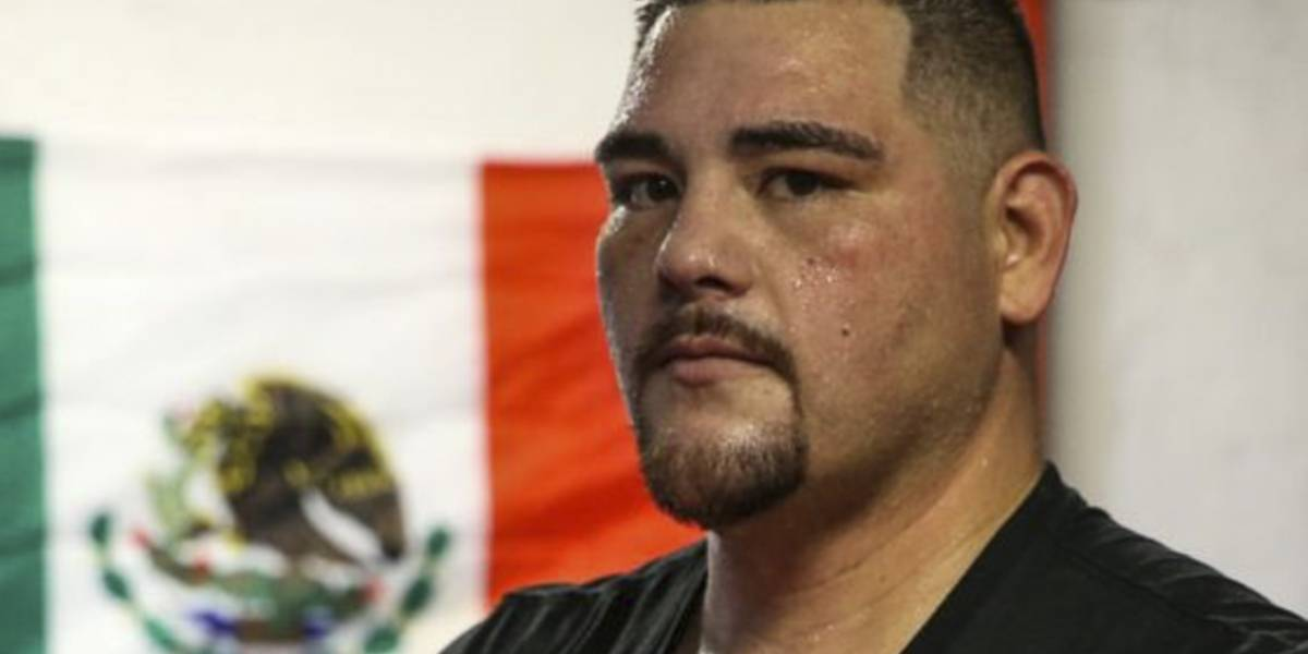 El impresionante cambio físico de Andy Ruiz