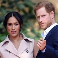 Meghan Markle y el príncipe Harry de paseo por Beverly Hills