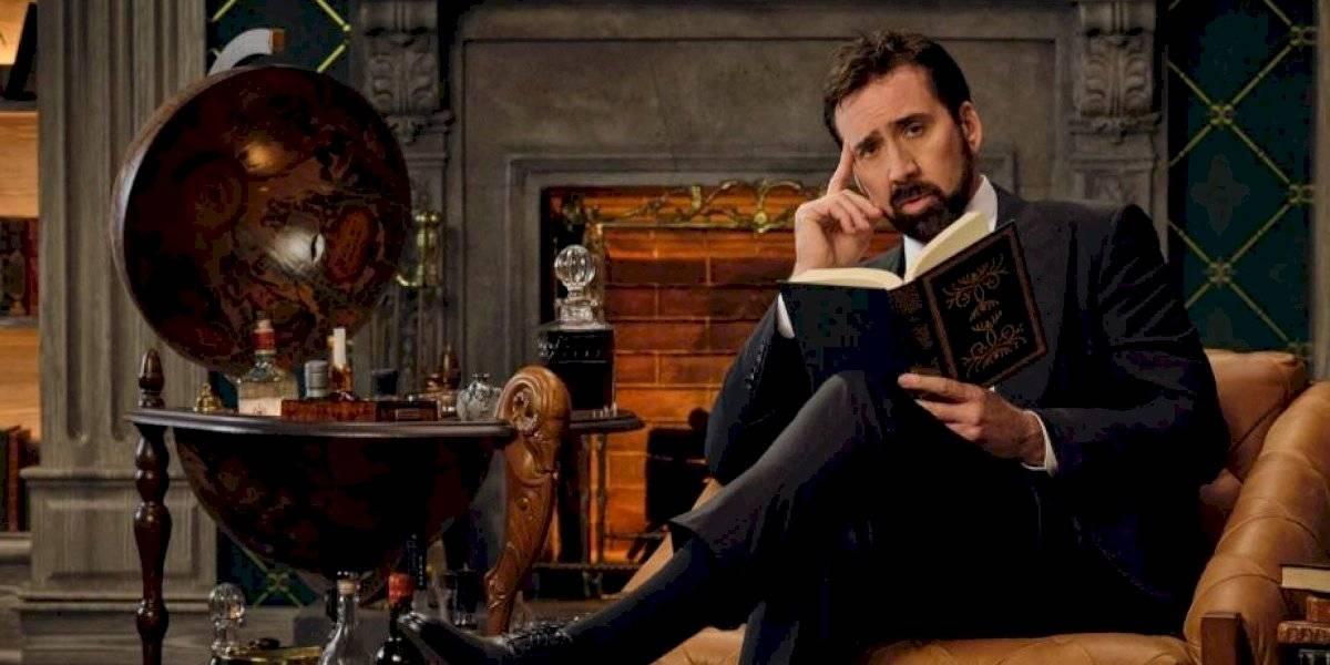 """¿Te gusta decir garabatos? Netflix libera trailer de docuserie """"La historia de las palabrotas"""" conducido por Nicolas Cage"""