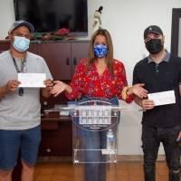 Municipio de Canóvanas entrega más de $26 mil en incentivos a comerciantes