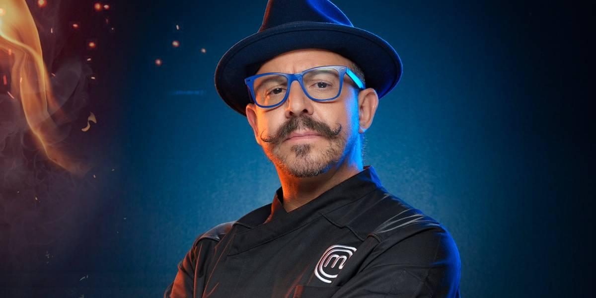 """Chef Benito se burla de José Ramón Castillo y la producción de """"MasterChef"""""""