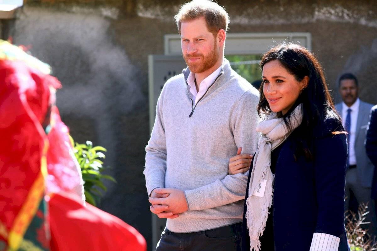 Meghan y Harry ya compraron su primer arbolito