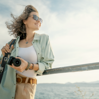 Z50, una cámara ligera y ergonómica, la opción para viajeros y creadores de contenido digital