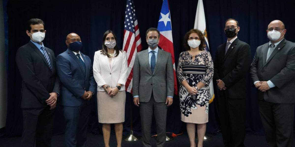 Romero designa equipo para Desarrollo Económico, Vivienda e Infraestructura en San Juan