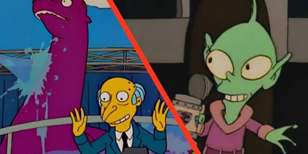 Los Simpson: por esto existen criaturas fantásticas y seres sobrenaturales en Springfield