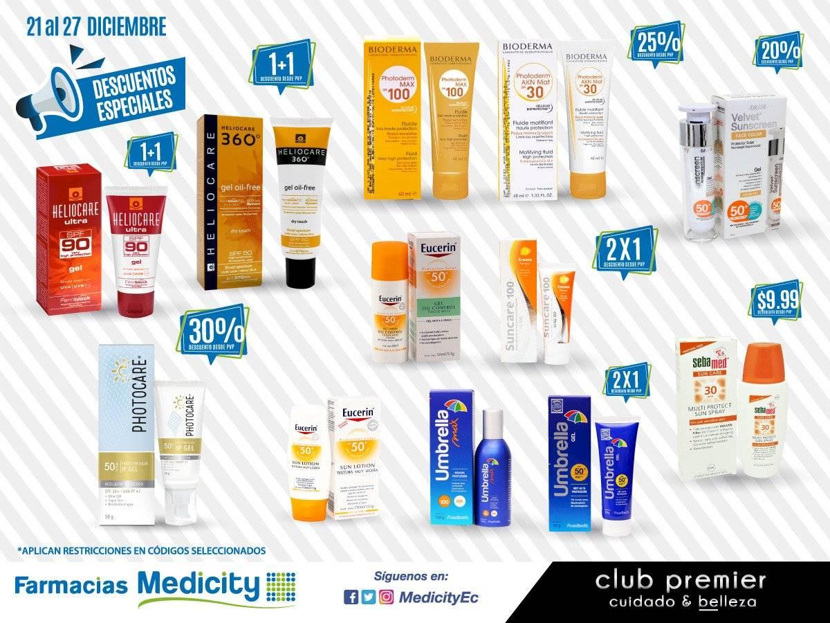 Medicity, tu aliado en salud, te trae productos y promociones especiales.