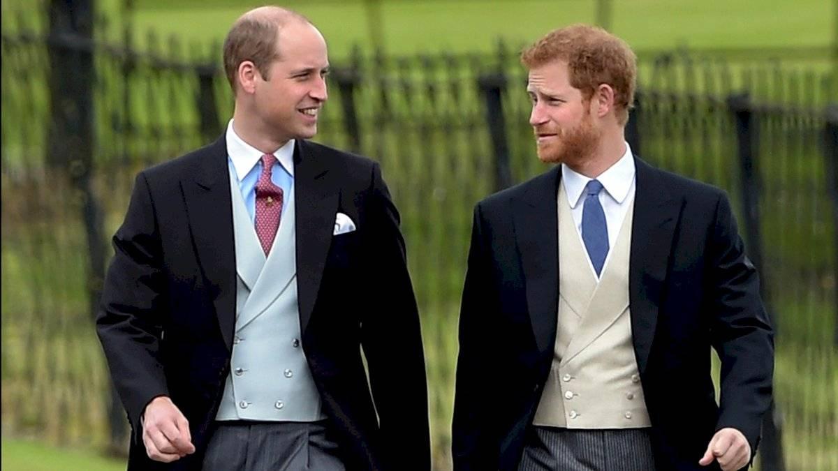 A pesar de sus diferencias, William y Harry decidieron hacer una tregua en esta Navidad