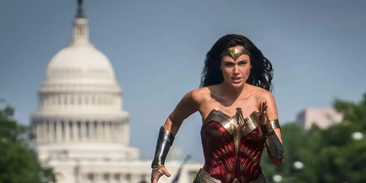"""""""Wonder Woman 1984"""" suma 5,5 millones de dólares en EEUU"""