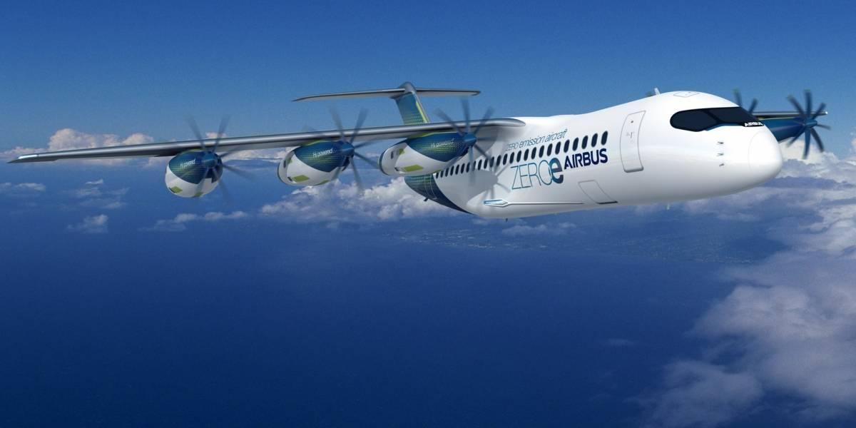 ZEROe: Este nuevo sistema podría revolucionar la aviación no contaminante