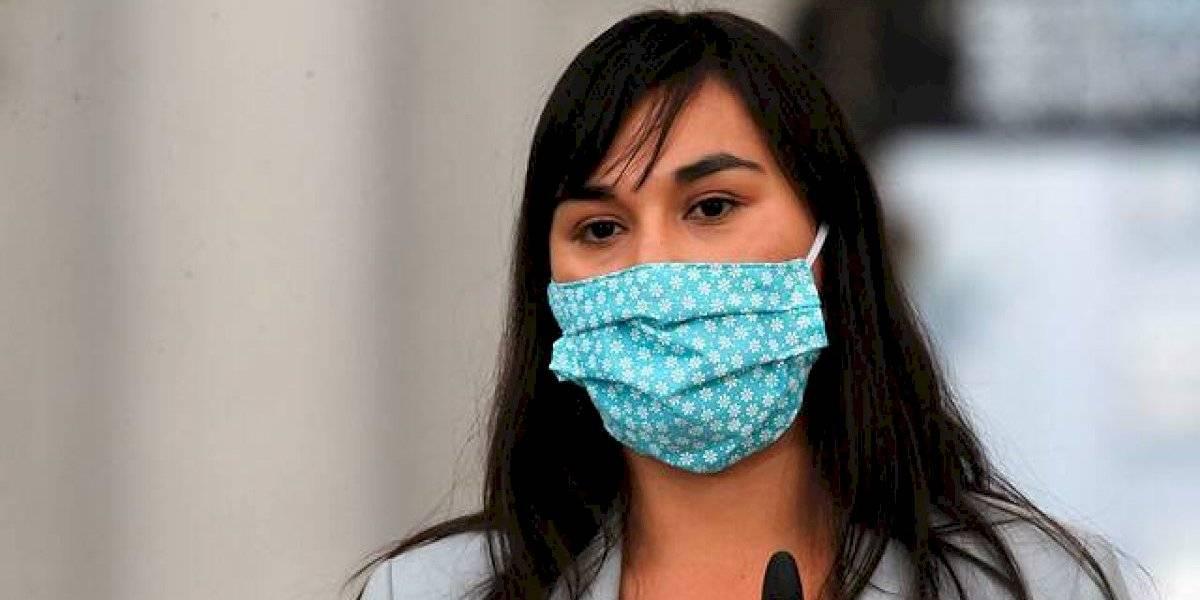 """Izkia Siches llama al Gobierno a """"no farandulizar"""" proceso de vacunación: """"Ojalá se tome con la seriedad que se requiere"""""""