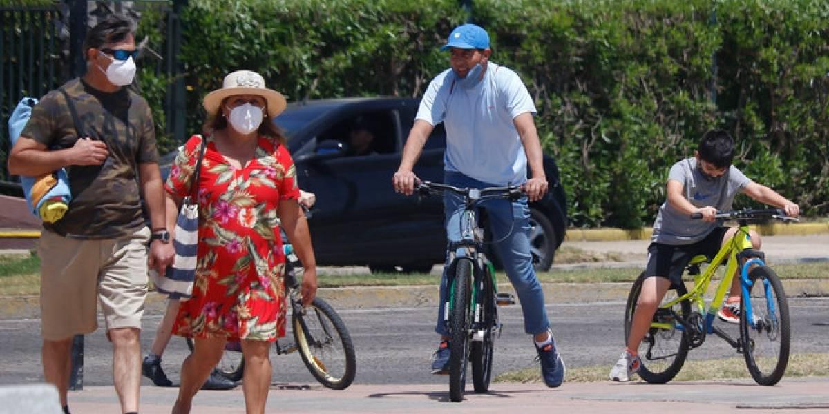 Uso de bicicletas se dispara en pandemia: lanzan guía para la movilidad activa