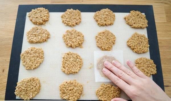 Lleva tus galletas al horno y listo