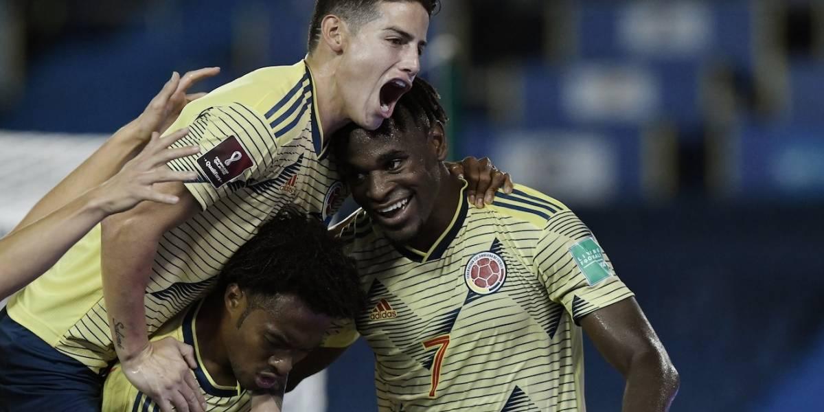 IMAGEN | Incluyen a Duván Zapata en los mejores jugadores de ...