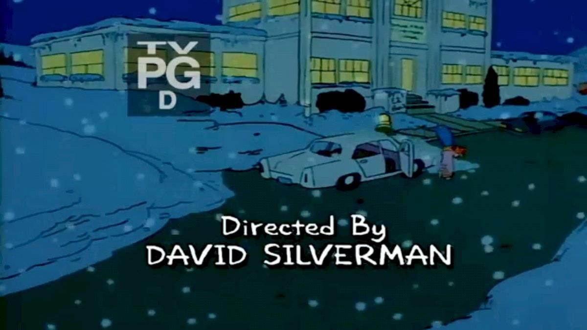 Los Simpson Final Navideño