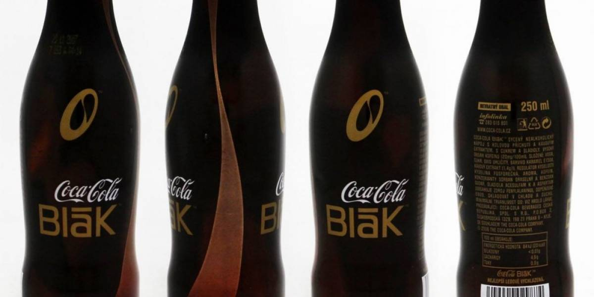Coca Cola Black, Pepsi Blue y los productos de grandes empresas que probaron el fracaso