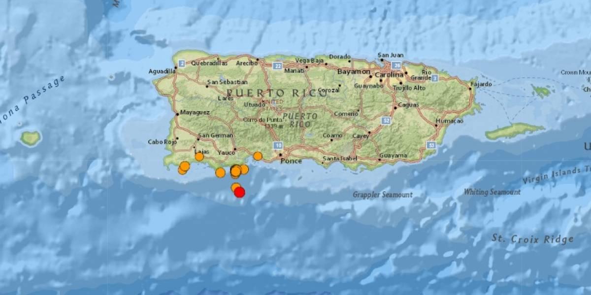 Se han reportado 18 sismos desde la madrugada
