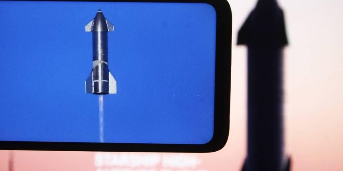 SpaceX mostró un nuevo video de la prueba del Starship, con mayores detalles