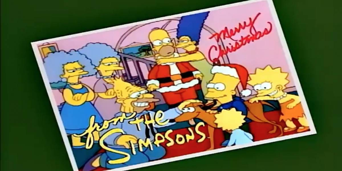 Los Simpson: estos episodios navideños se planearon como el final de la serie