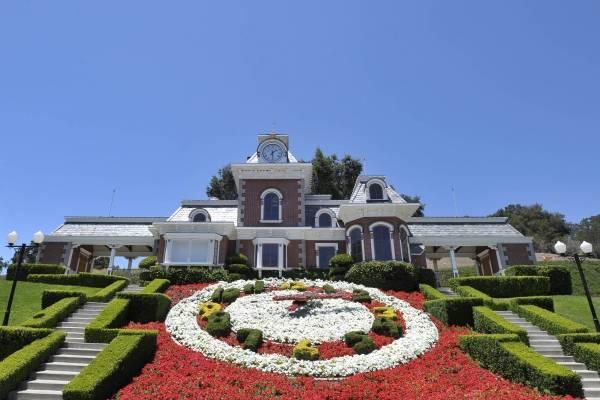 Neverland: empresario compra en 22 millones de dólares el conocido rancho de Michael Jackson