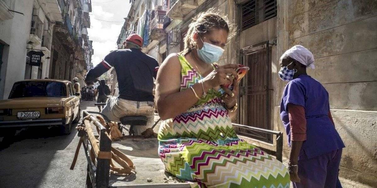 Están preocupados en Cuba: tuvieron… 217 casos de covid en un día