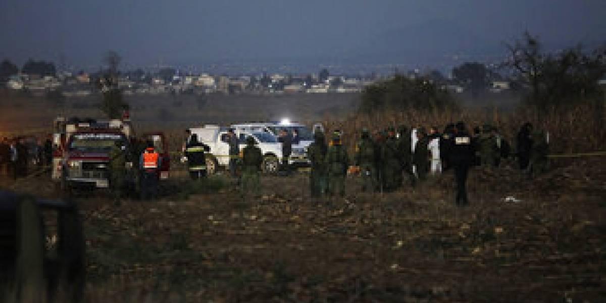 Detienen a dueños de la empresa como culpables de caída de helicóptero y muerte de gobernadora en México