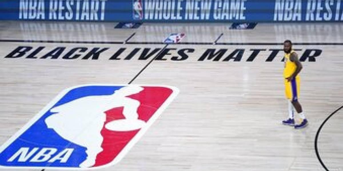 Crack en todos lados: eligen a basquetbolista LeBron James como el Mejor Deportista del Año 2020